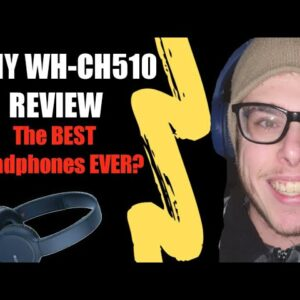 Sony WH-CH510 Review | The BEST Bluetooth HEADPHONES?! - Full Review & Opinion | CAR TECH REVIEW