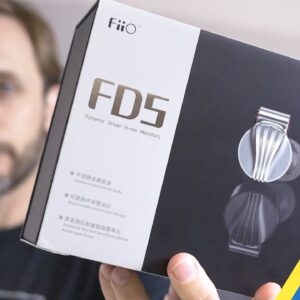 FIRST LOOK! Fiio FD5