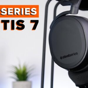 Steelseries Arctis 7 Wireless Gaming Headset Review - Everything you need to win?