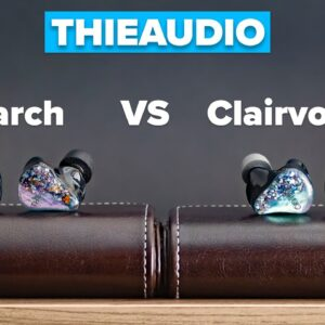 Thieaudio Monarch vs Clairvoyance - Benchmark IEMs. What's the difference?