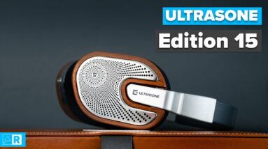 Ultrasone Edition 15 Review - How well should flagship headphones perform?