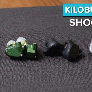 Kilobuck IEM Shootout - Sony IER M9 vs Campfire Andromeda 2020 vs Moondrop S8 vs Hidition Viento B
