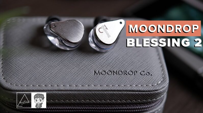 Moondrop Blessing 2 IEM Review - $300 Benchmark?