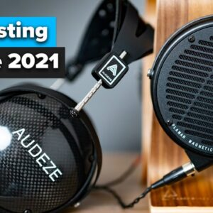 Live testing the Audeze LCD-X and LCD-XC 2021 updates