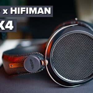 Drop X HiFiMAN HE-X4 Review - Deja Vu... or maybe not?