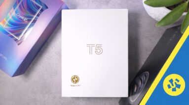 FEATURING Tin Hifi T5: Casually unboxing new IEMs, & Graphing them