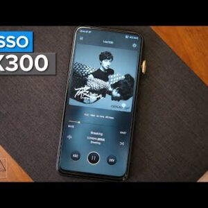 iBasso DX300 Review - It's a brick, but it sounds so good