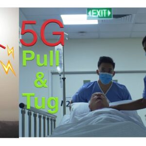"""What are We Breathing from Each Other ??? """"The Myth of 5G"""""""