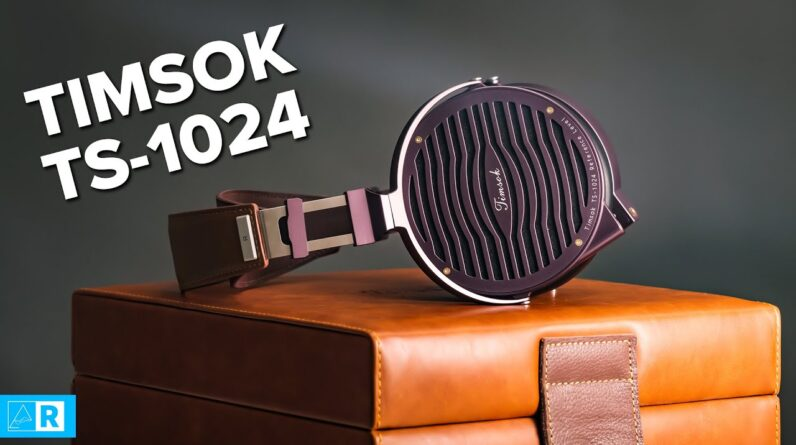 Timsok TS-1024 Review - Tim's Socks: A new $2000 planar magnetic headphone