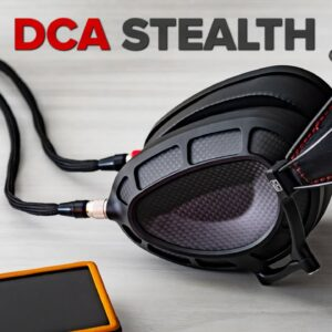 DCA Stealth Review - World's best closed-back headphone?