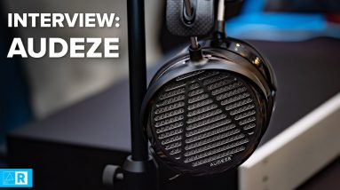 CanJam SoCal 2021 Interview: Audeze CEO Sankar discusses LCD-5 and more
