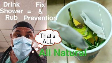 How I Stop Cov-id  Infection as a Health Care worker ??? Easy Fix