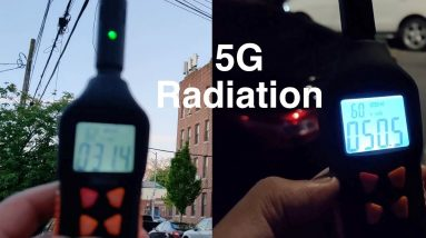 The 5G Radiation is High #Short